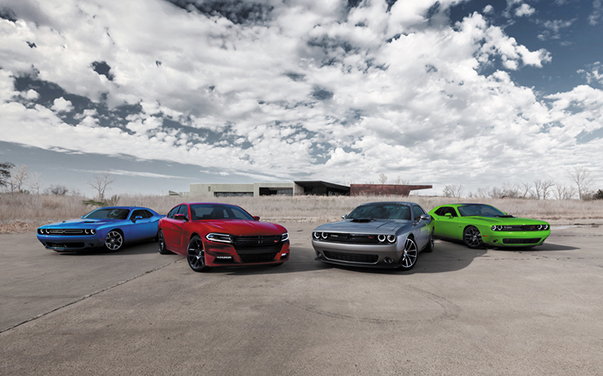 Lease a New Dodge at Dave Warren Chrysler Dodge Jeep Ram