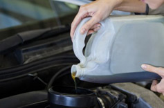 $14.95 OIL CHANGE FOR SERVICE