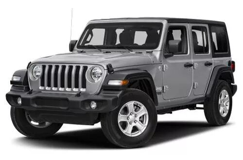 2019 Jeep Wranger Unlimited